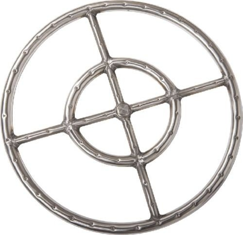 FR-34-18S Fire Ring, No.304 Stainless Steel DAGAN