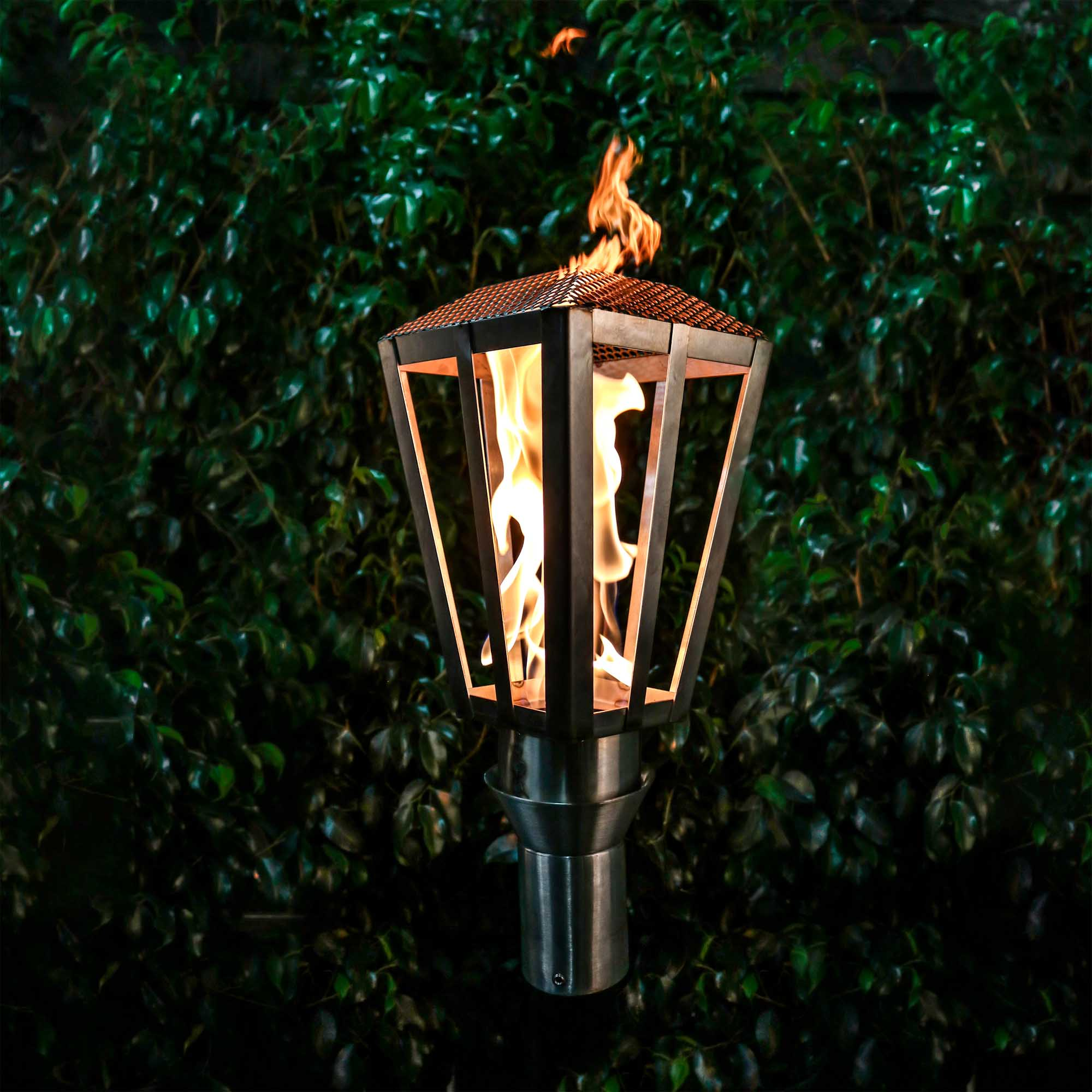 LANTERN FIRE TORCH The Outdoor Plus