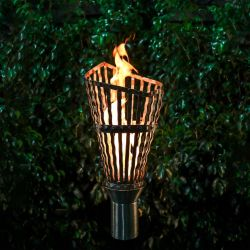 ROMAN FIRE TORCH The Outdoor Plus (Torch Base: Original TOP Base)